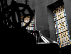 Prace digitalizacyjne w Kościele Ewangelicko Augsburskim św. Mateusza w Łodzi